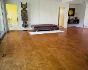 floating cork floors
