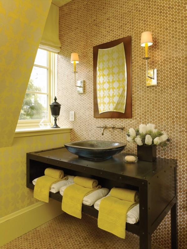 Bathroom vanity ideas to de clutter your bathroom acton - Nicely decorated bathrooms ...